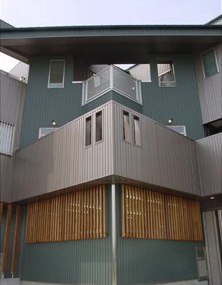 Ⅳテラスの家_梶浦環境建築設計事務所