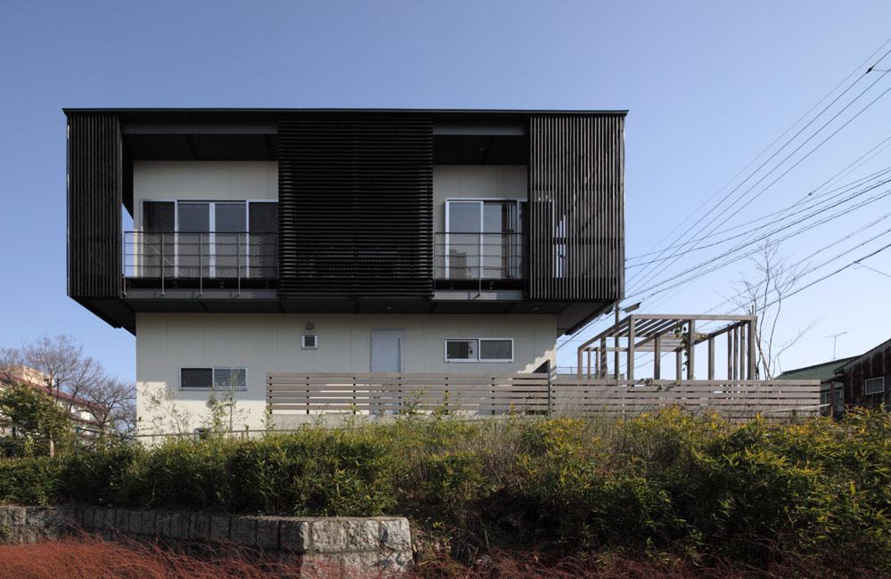 清明山の家