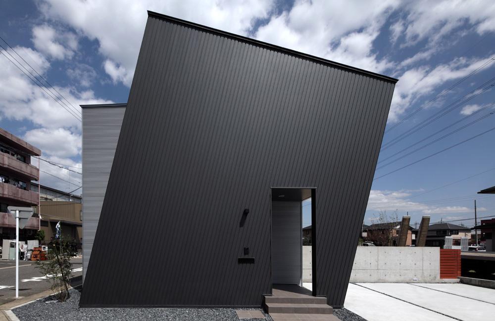 松河戸の家