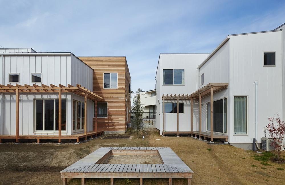 未来の風景をつくるA棟ソトマ_笹野空間設計