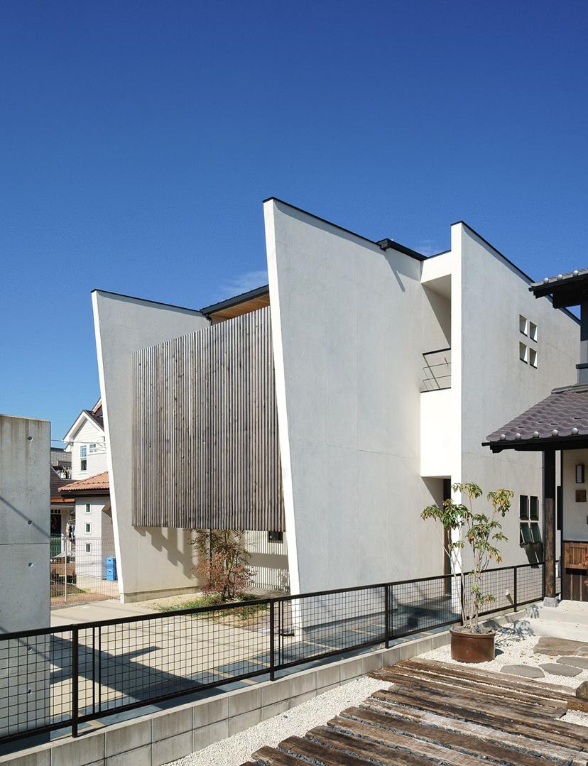 眺望の家_H建築スタジオ