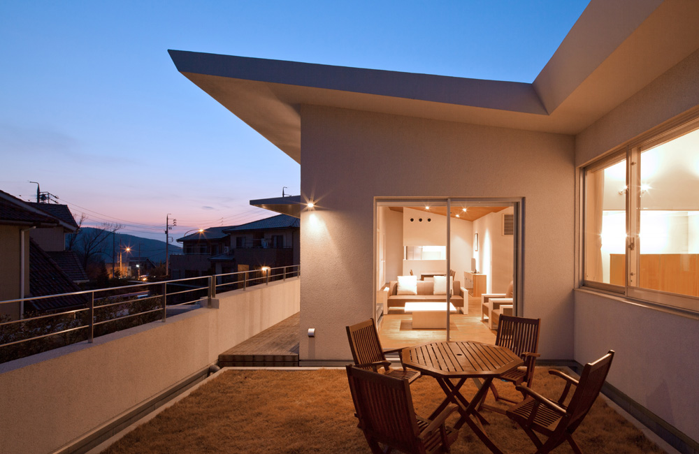 玉野台の家_笹野空間設計