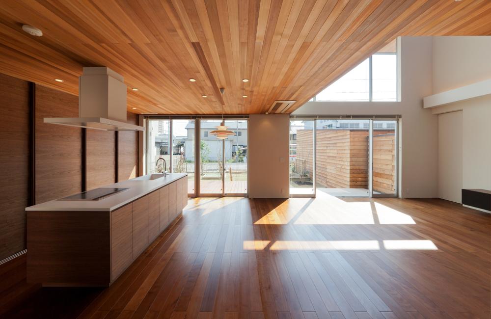 羽根の家_笹野空間設計
