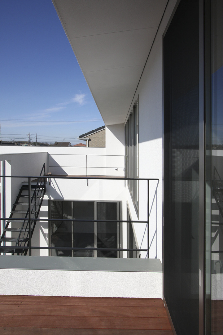 ルーバーの家_H建築スタジオ