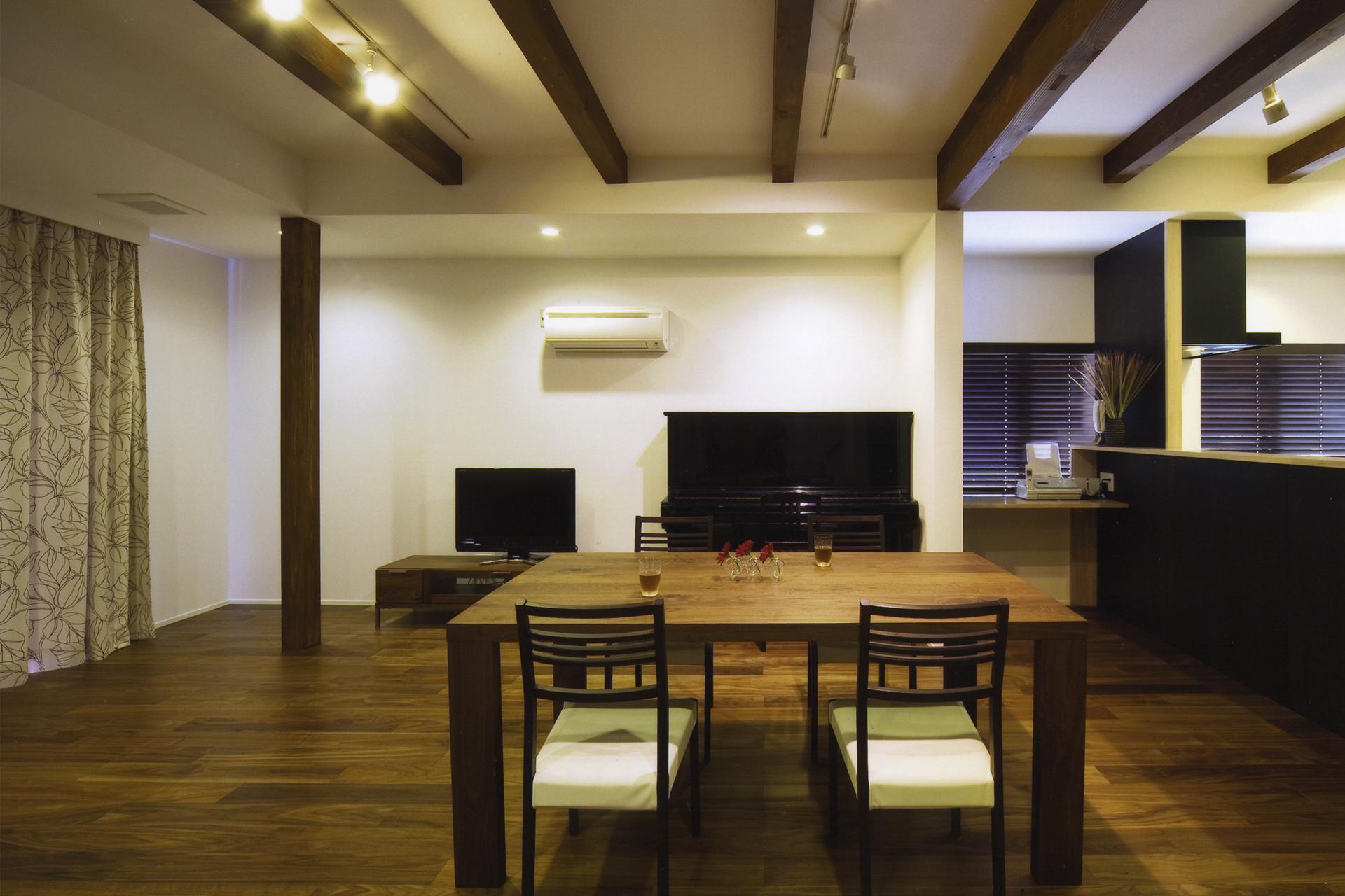 桑名の家Ⅱ_H建築スタジオ