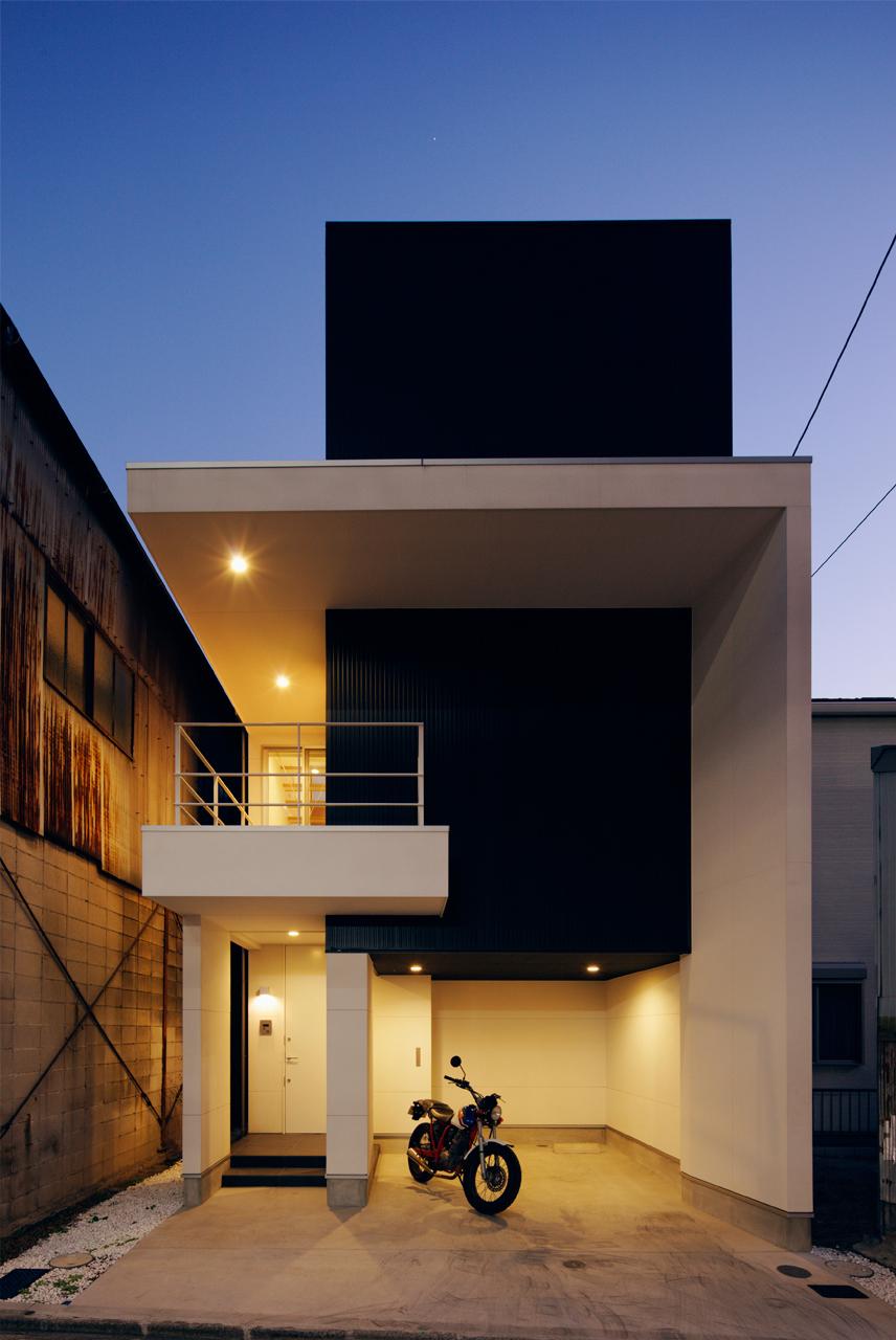 セイタカノッポ_H建築スタジオ