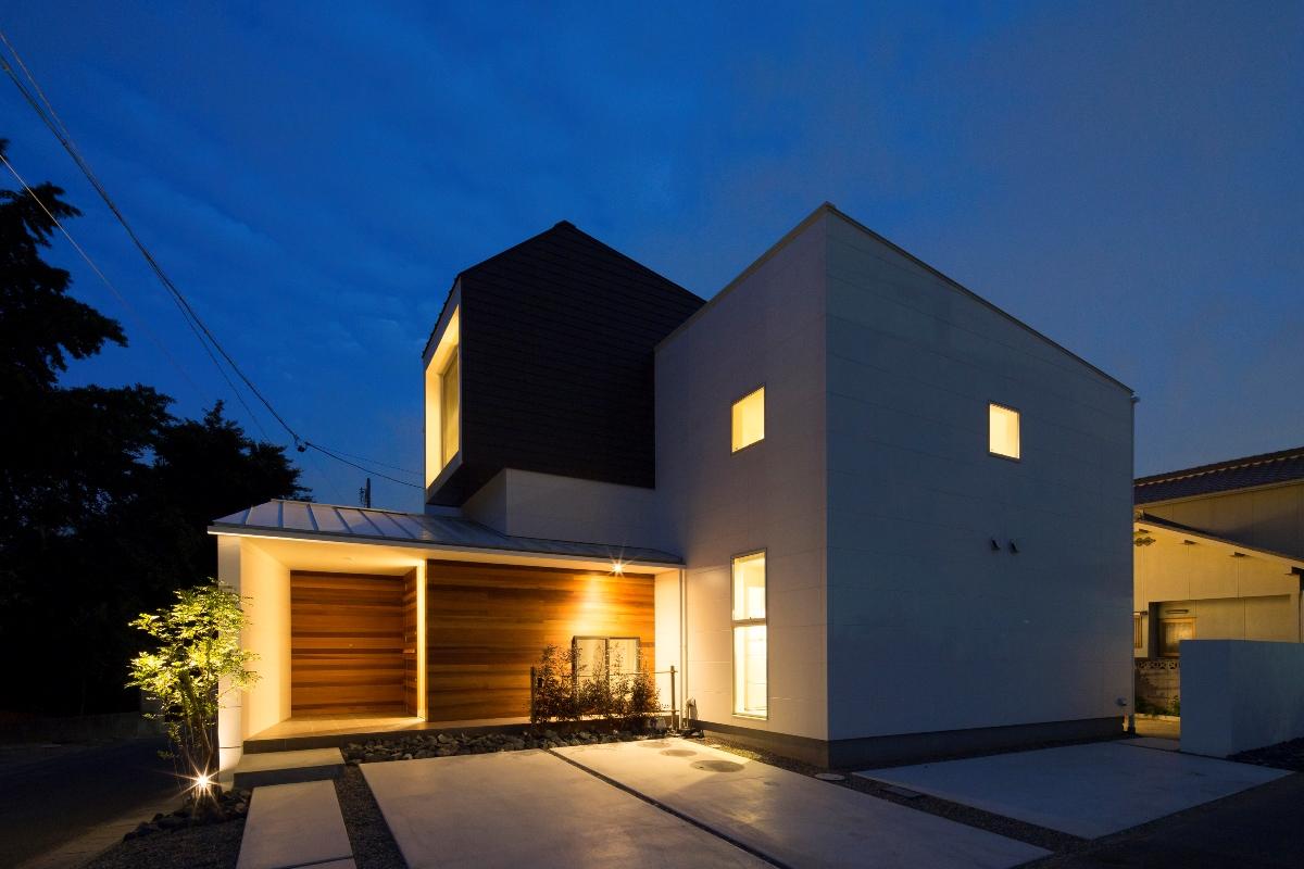 上条の家_ 今井賢悟建築設計工房