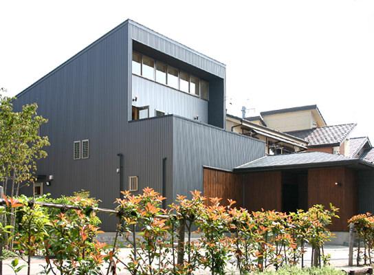 大黒柱の家