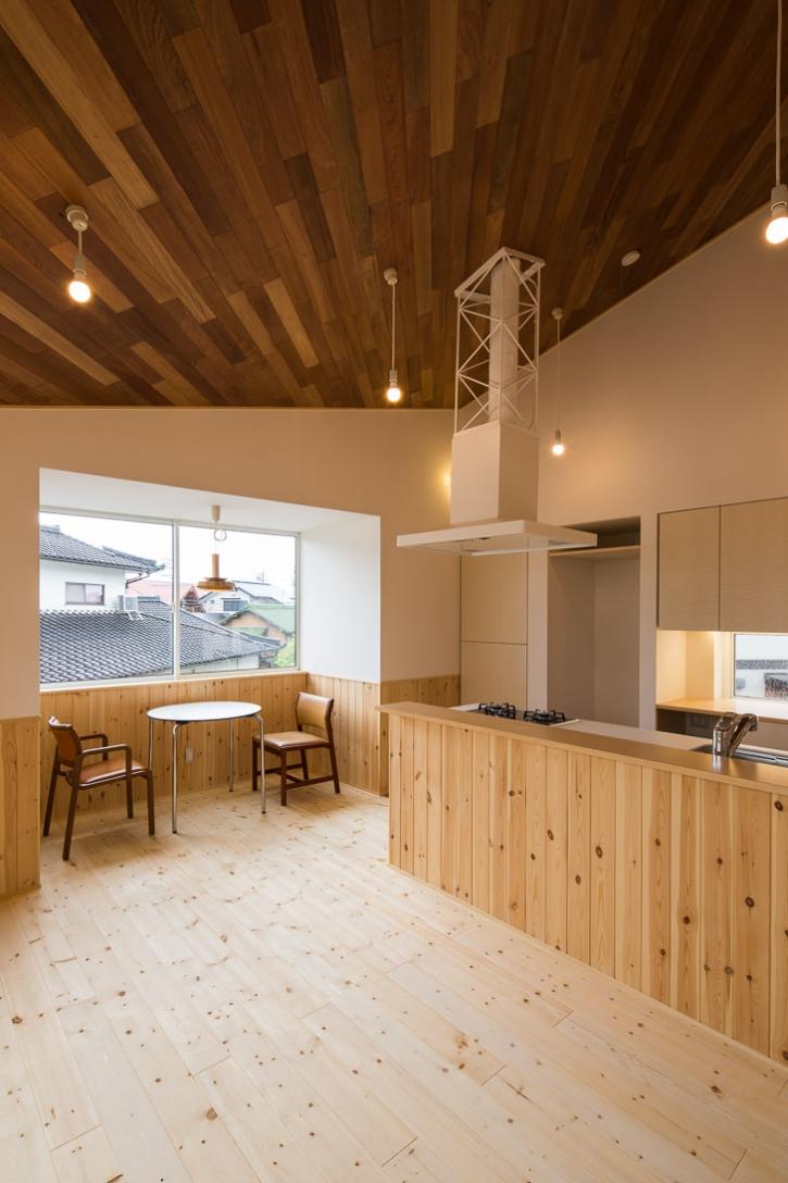 円相の家_梶浦環境建築設計事務所