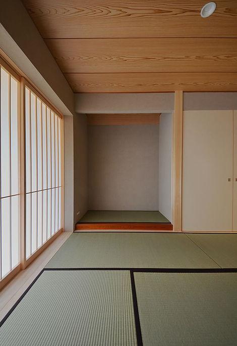 ヒンプンのある家_岩田建築アトリエ