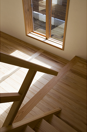 双窓の家_スペースワイドスタジオ