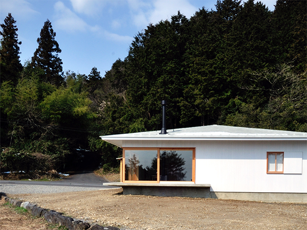 池田町の平屋_スペースワイドスタジオ