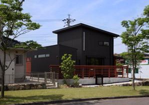 桂ヶ丘の家