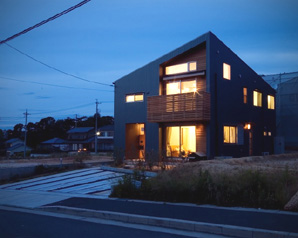 八ツ松の家_笹野空間設計
