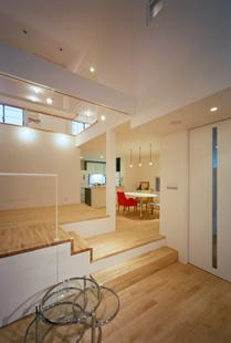 北二ツ坂の家_笹野空間設計