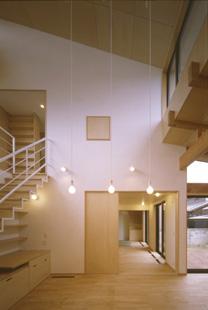 西高山の家