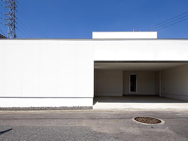 岩崎の家_スペースワイドスタジオ