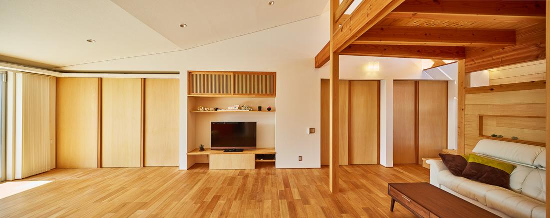 回光の家_梶浦環境建築設計事務所