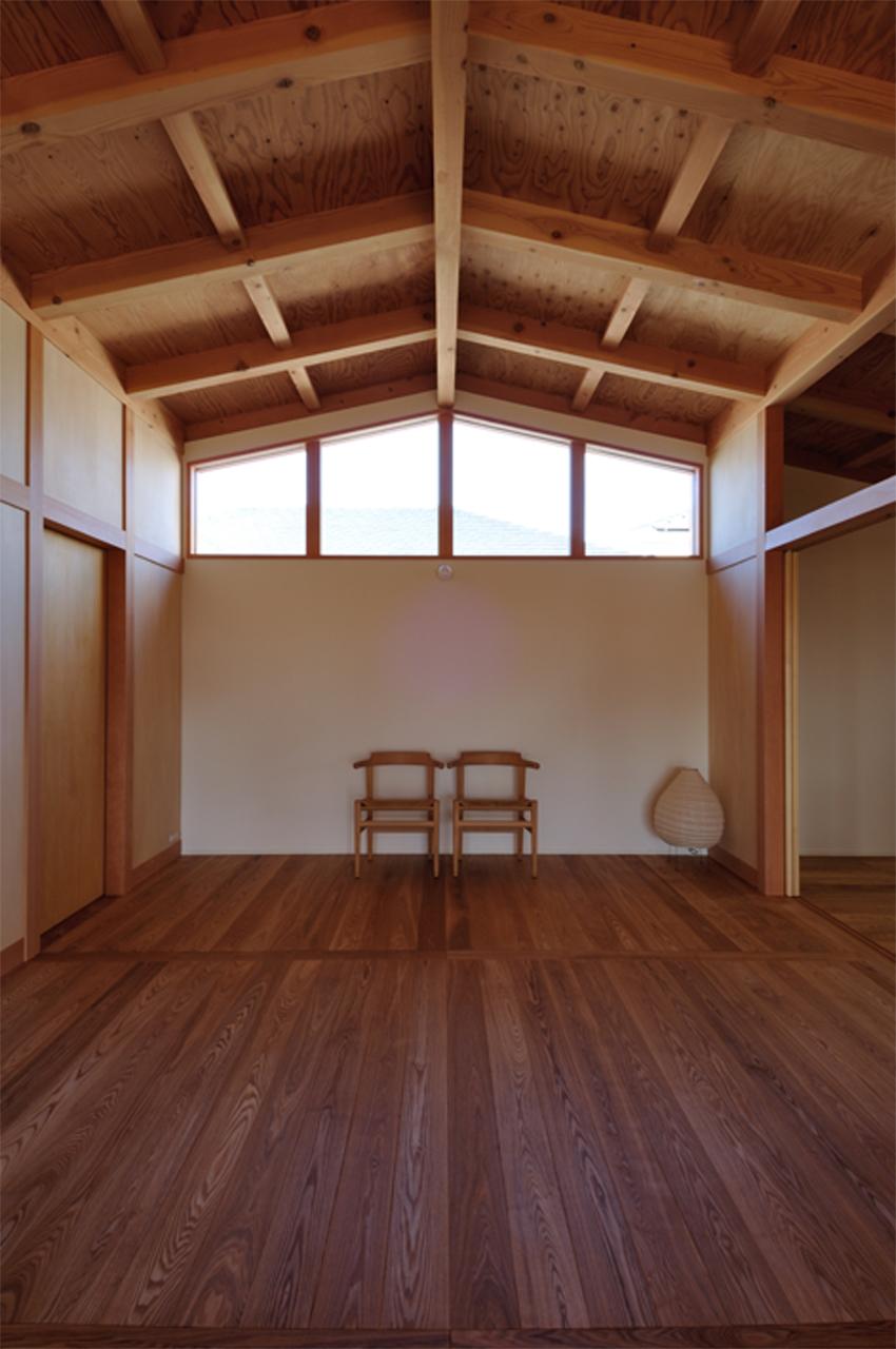 上保の平屋_スペースワイドスタジオ