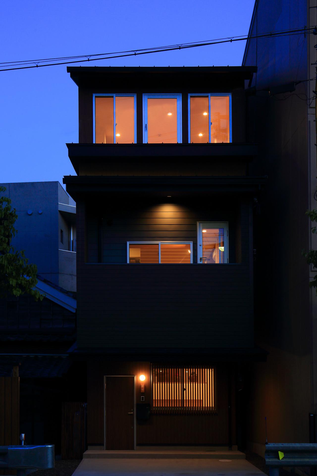 金華の家_ 梶浦環境建築設計事務所