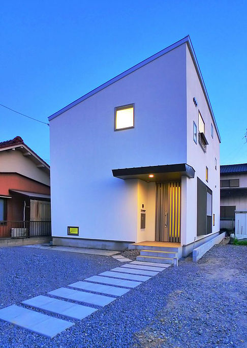 高蔵寺の家_岩田建築アトリエ