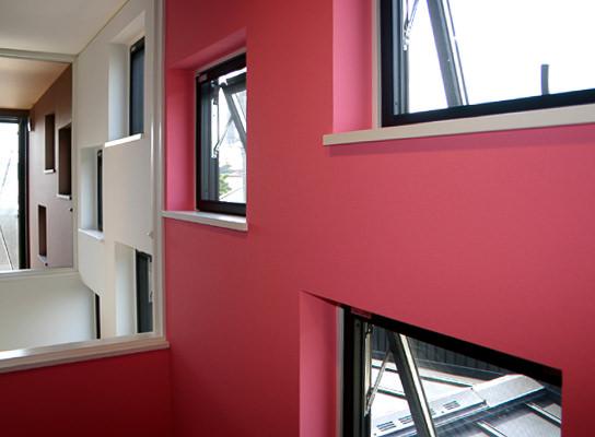 列壁の家_梶浦環境建築設計事務所