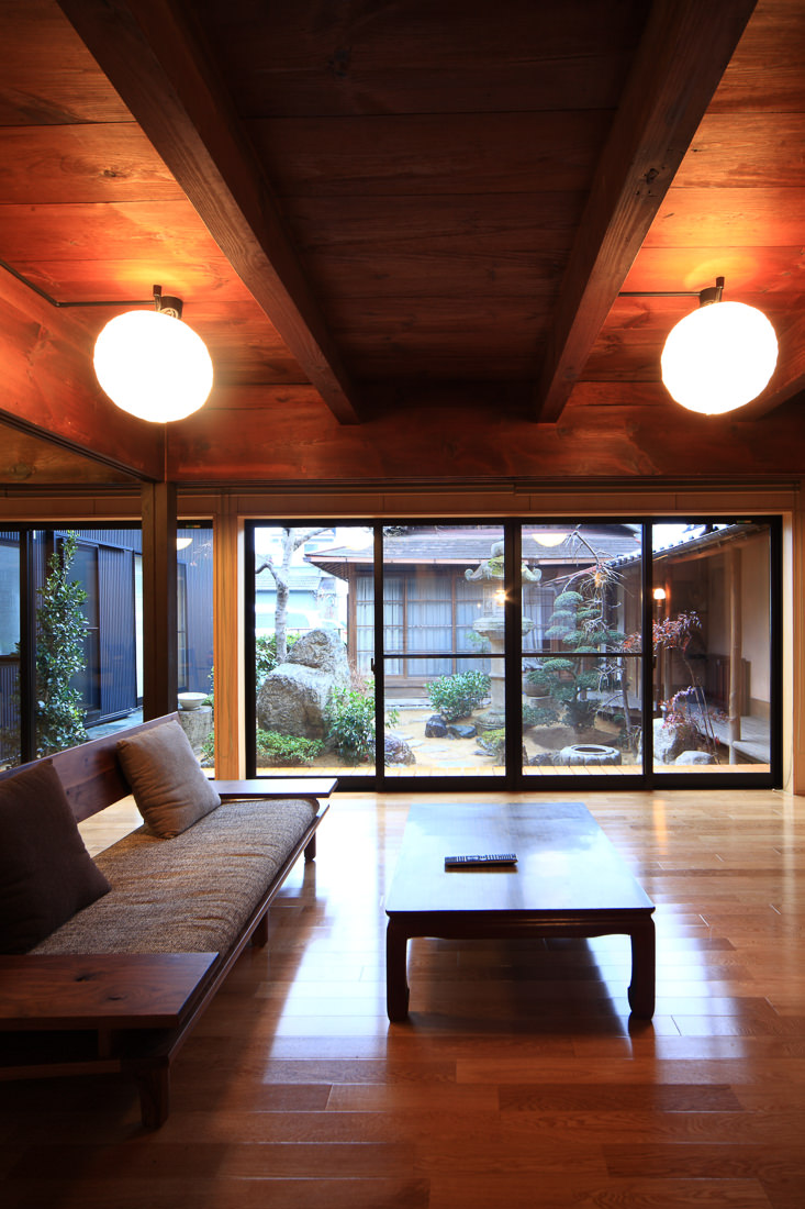 町屋再生_梶浦環境建築設計事務所