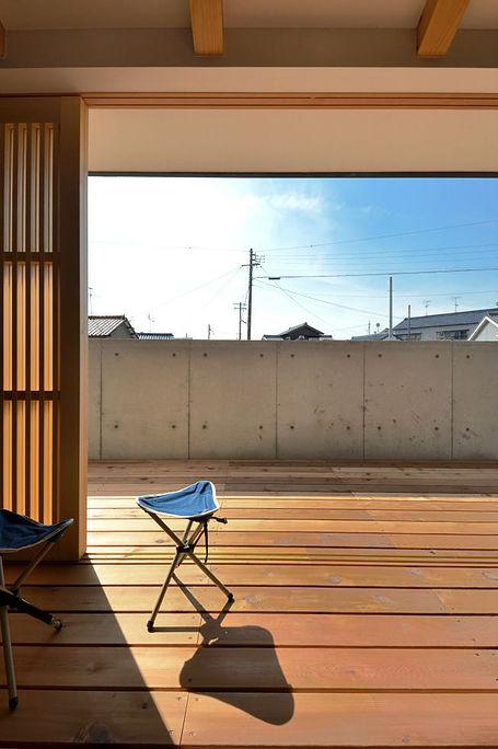 鳴海の平屋_岩田建築アトリエ