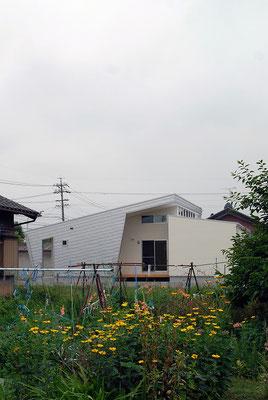 ひとつ天井の家_Ju Design 建築設計室