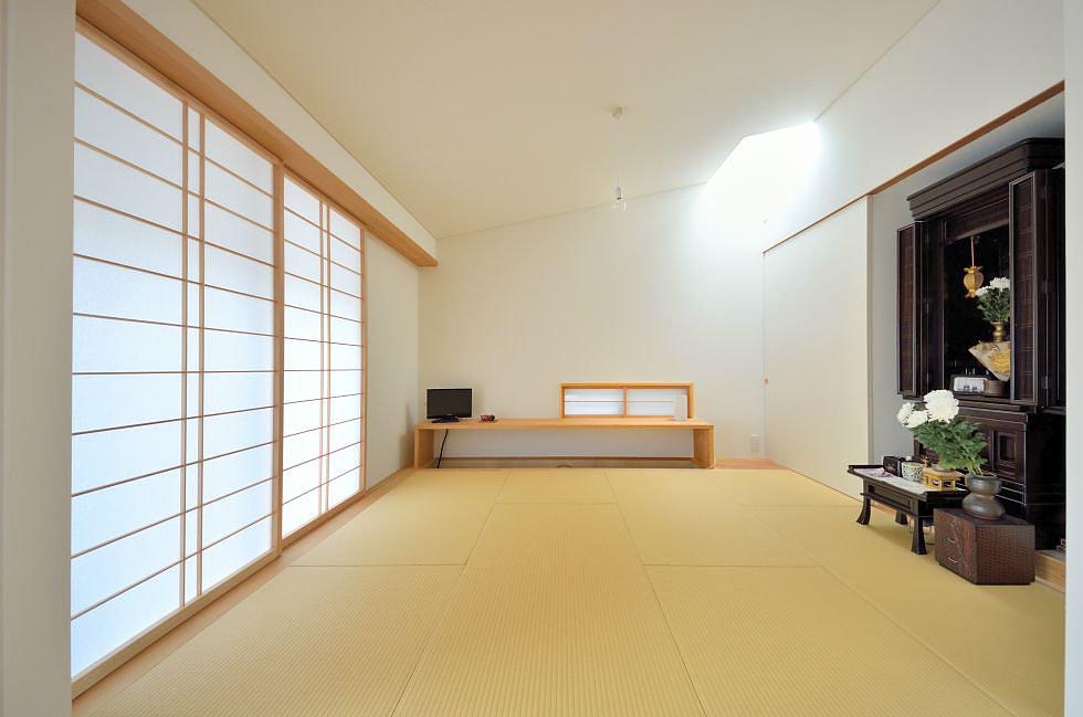 小さな平屋_岩田建築アトリエ