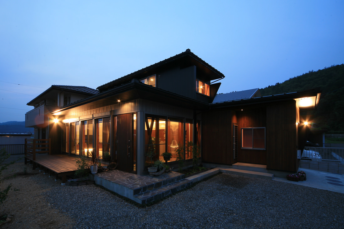 山香の家_梶浦環境建築設計事務所