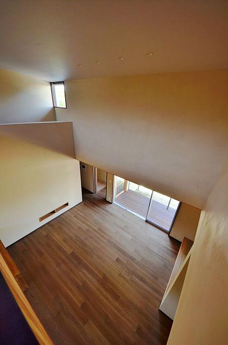 外廊下のある家_岩田建築アトリエ