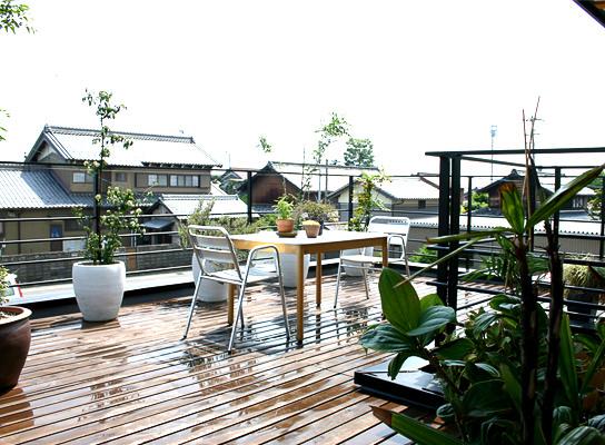 逍遥庭園の家_梶浦環境建築設計事務所