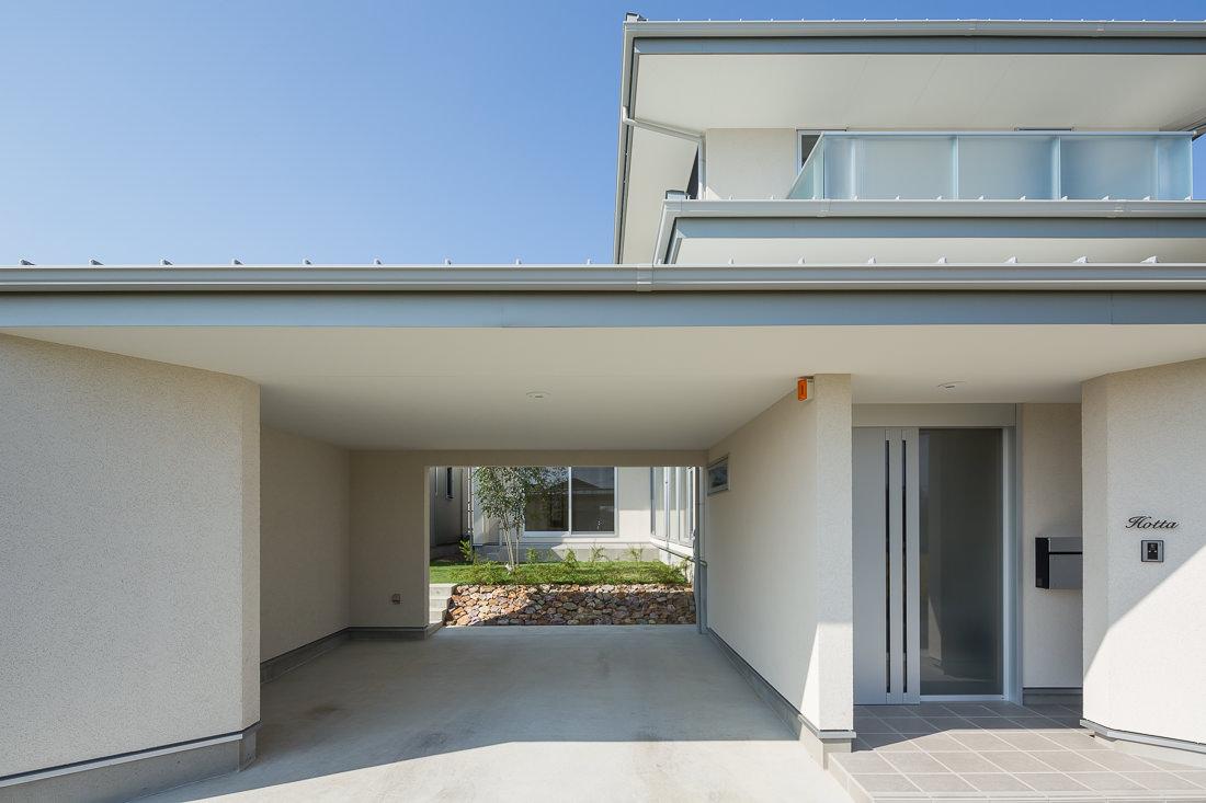 春光の家・秋光の家_梶浦環境建築設計事務所