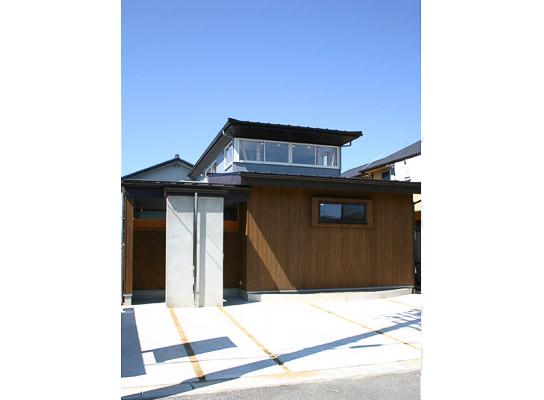 通り土間の家_梶浦環境建築設計事務所