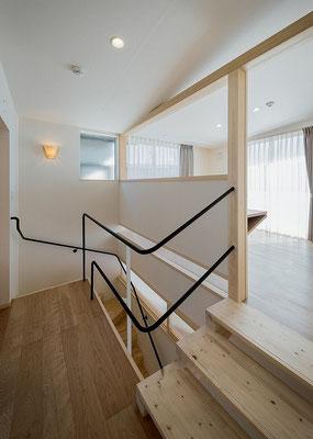 包み込む_Ju Design 建築設計室