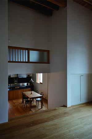 柳瀬の家_スペースワイドスタジオ