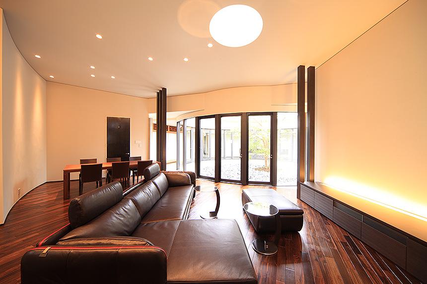 円空の家_MA設計室