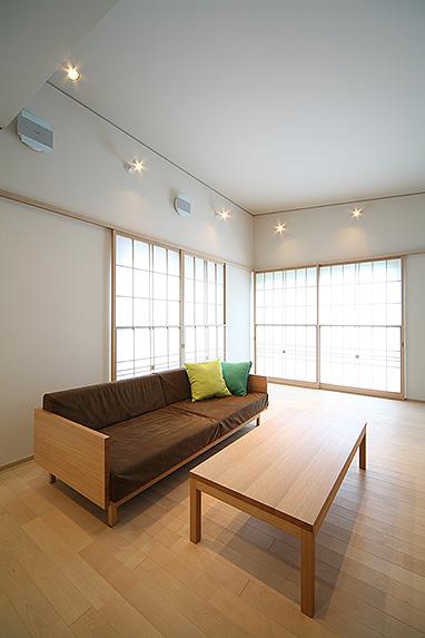 ホタルの舞う家_MA設計室