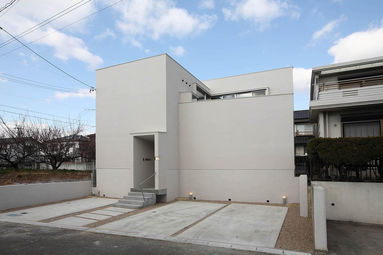 桐ヶ丘の家