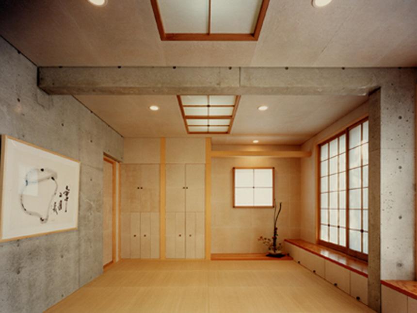 大森八龍の家_MA設計室