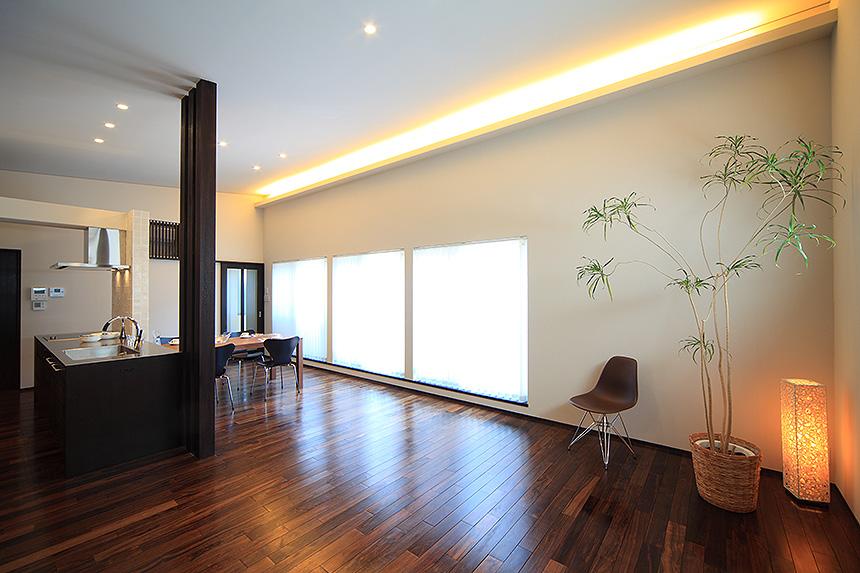 内開きの家_MA設計室
